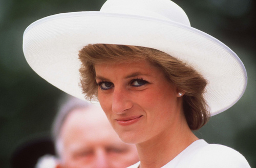 """Princess Diana's former bodyguard claims that she would be """"putting two fingers up at the monarchy"""" over Meghan"""