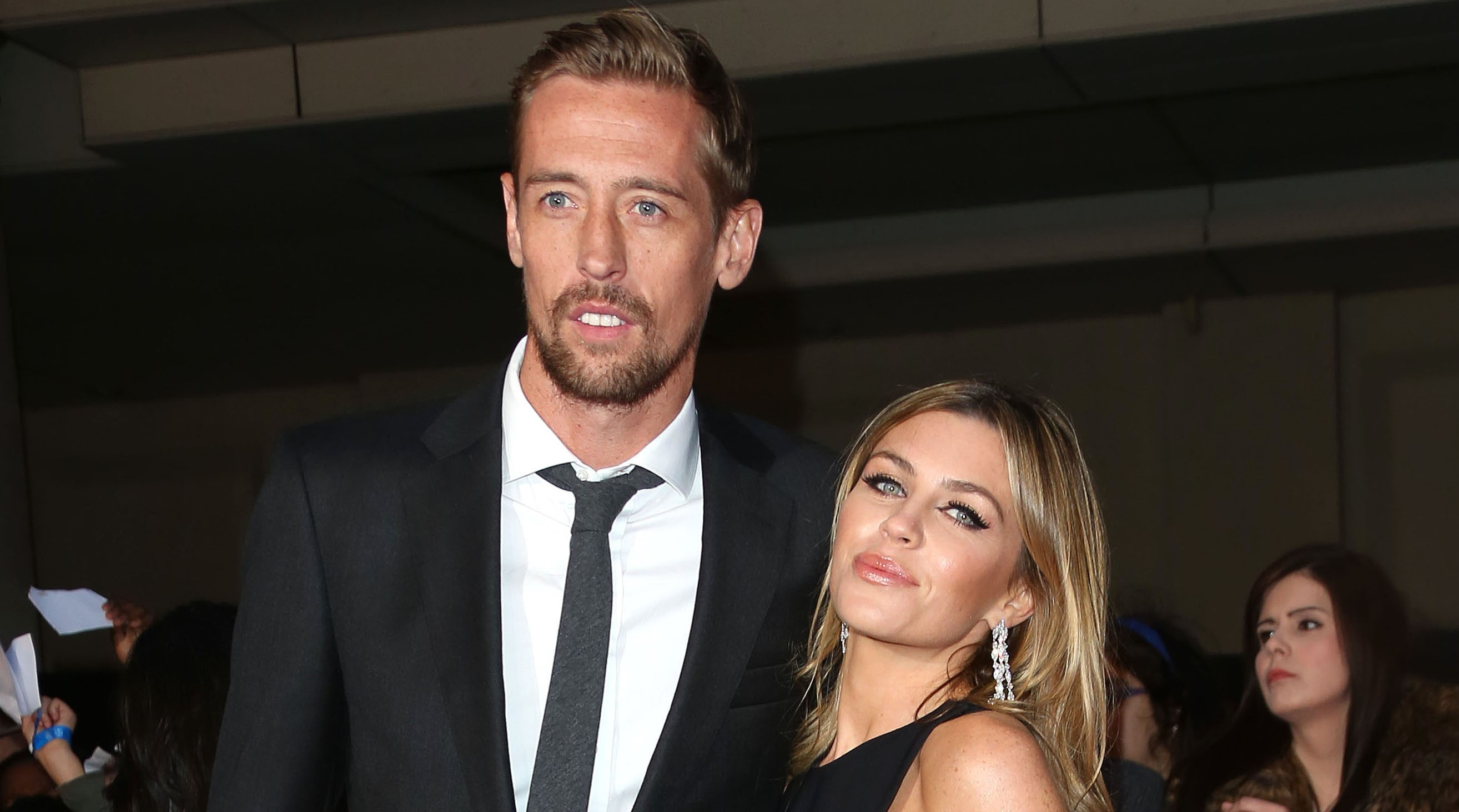 Abbey Clancy shares emotional message as husband Peter Crouch