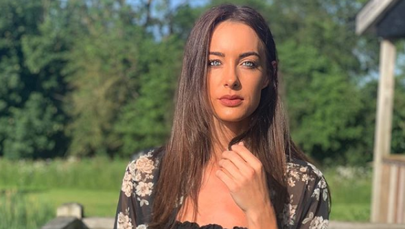 TV presenter Emily Hartridge killed in crash aged 35