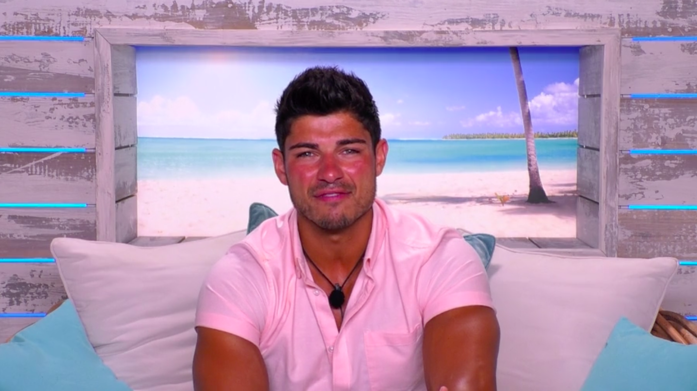 Love Island's Anton was hospitalised after becoming dehydrated in villa