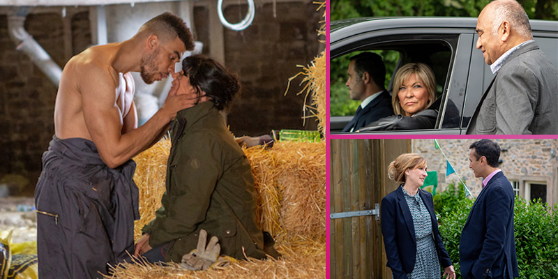 FIRST LOOK: Next week's Emmerdale in pictures