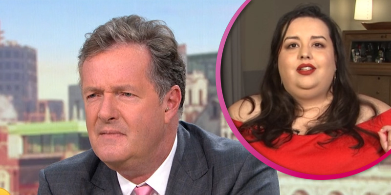 """Piers Morgan called """"fat"""" by guest in heated GMB interview as she demands he quit show"""