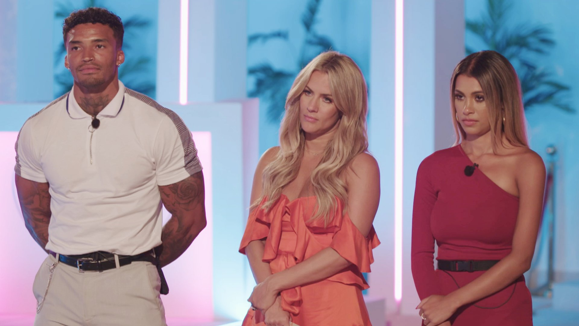 Love Island fans claim show is 'fixed' so Michael and Amber get back together