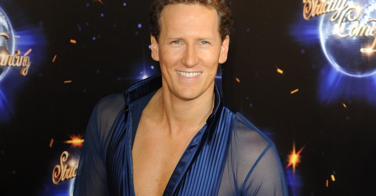 Why was Brendan Cole fired from Strictly (Credit: Splash News)