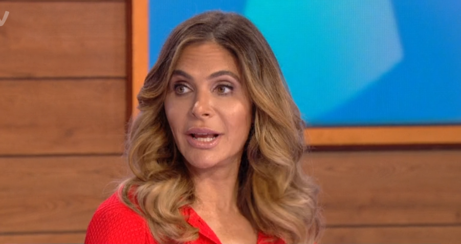 Ayda Field reveals daughter Teddy's sweet gesture to the Queen at royal wedding