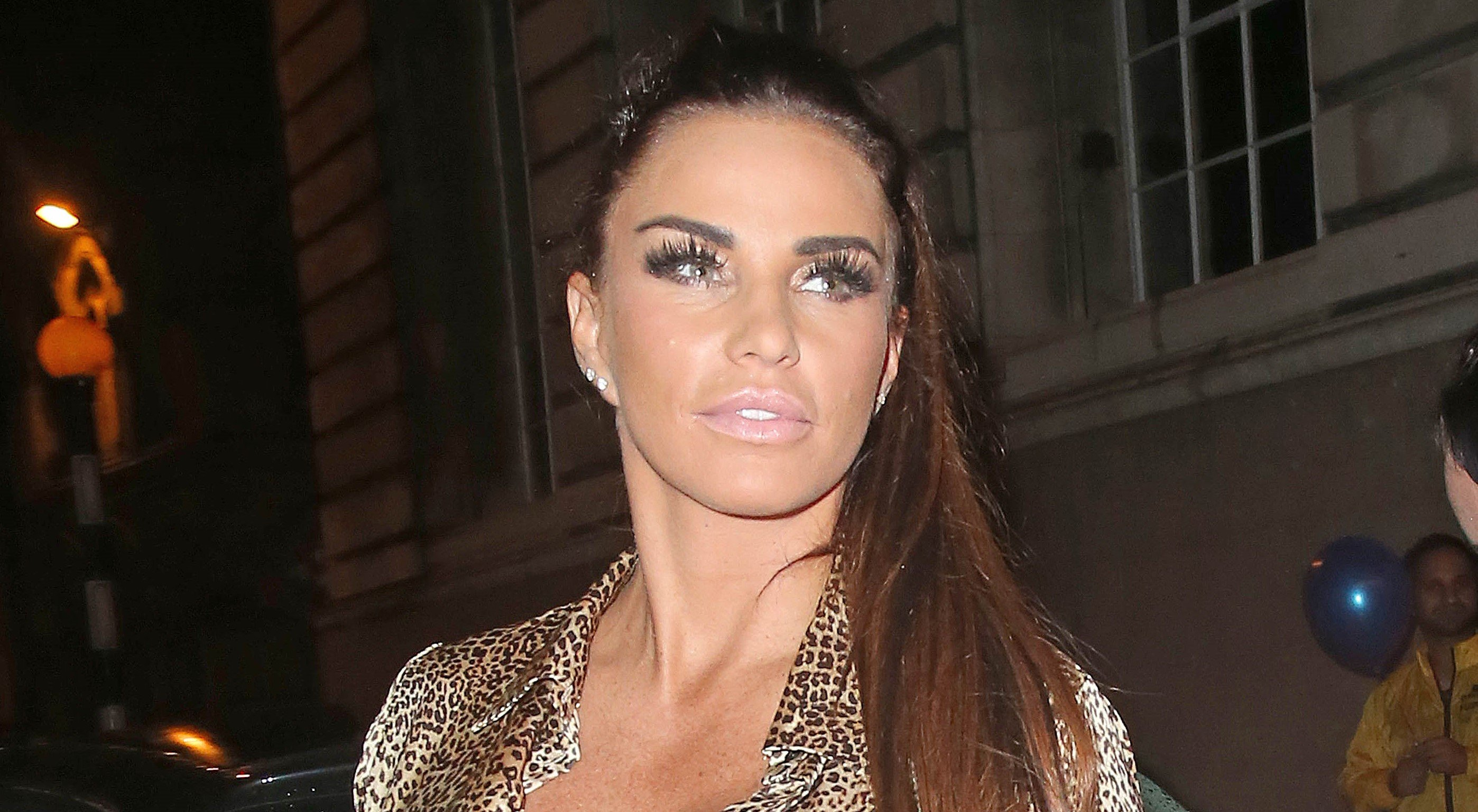 Katie Price divides fans with quote about being a mum