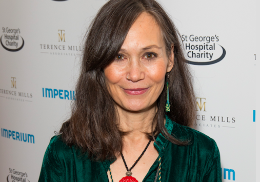 Guests attend Imperium Investments St. George's Charity event at the Houses of Parliament Featuring: Leah Bracknell Where: London, United Kingdom When: 29 Nov 2018 Credit: Phil Lewis/WENN.com