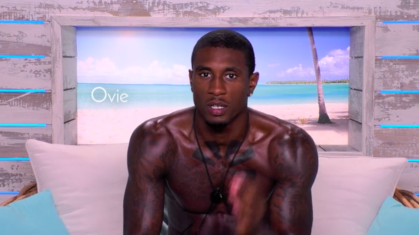 Love Island fans have set up a petition to get Ovie to be the first singleton to win the £50k