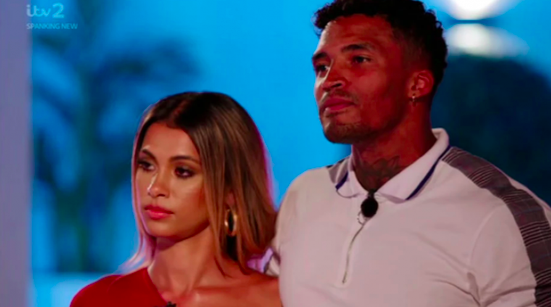 Michael and Joanna Love Island