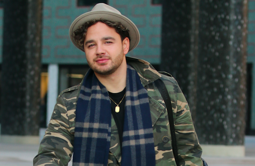 Former Emmerdale star Adam Thomas shows fans he's going grey