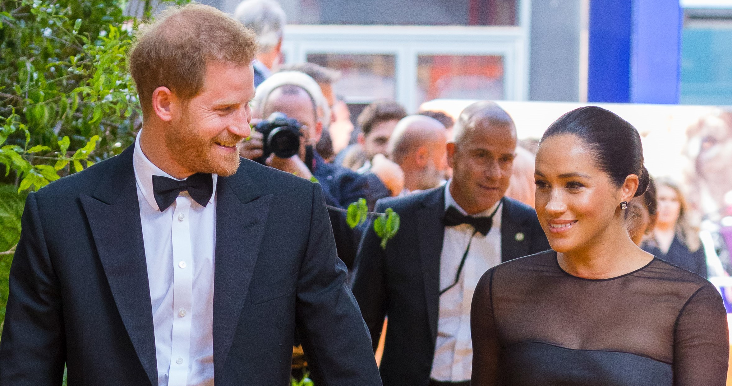 Harry and Meghan 'will announce second pregnancy very soon'