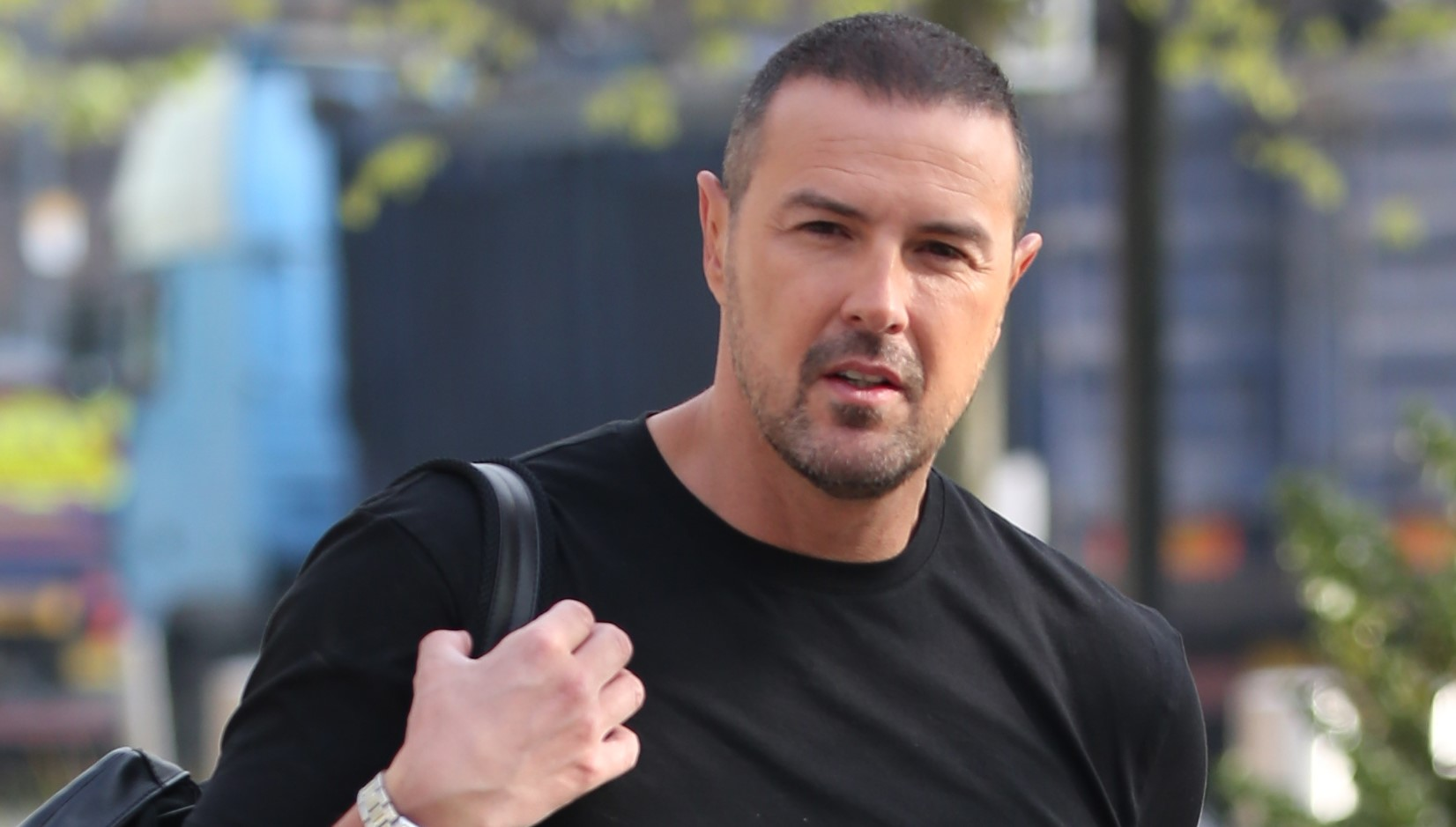 Paddy McGuinness shares gross photo after accidentally pulling tooth out while eating sweet