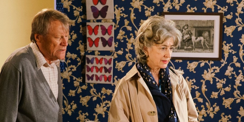 Coronation Street SPOILER: Roy Cropper to find love with battleaxe Evelyn Plummer?