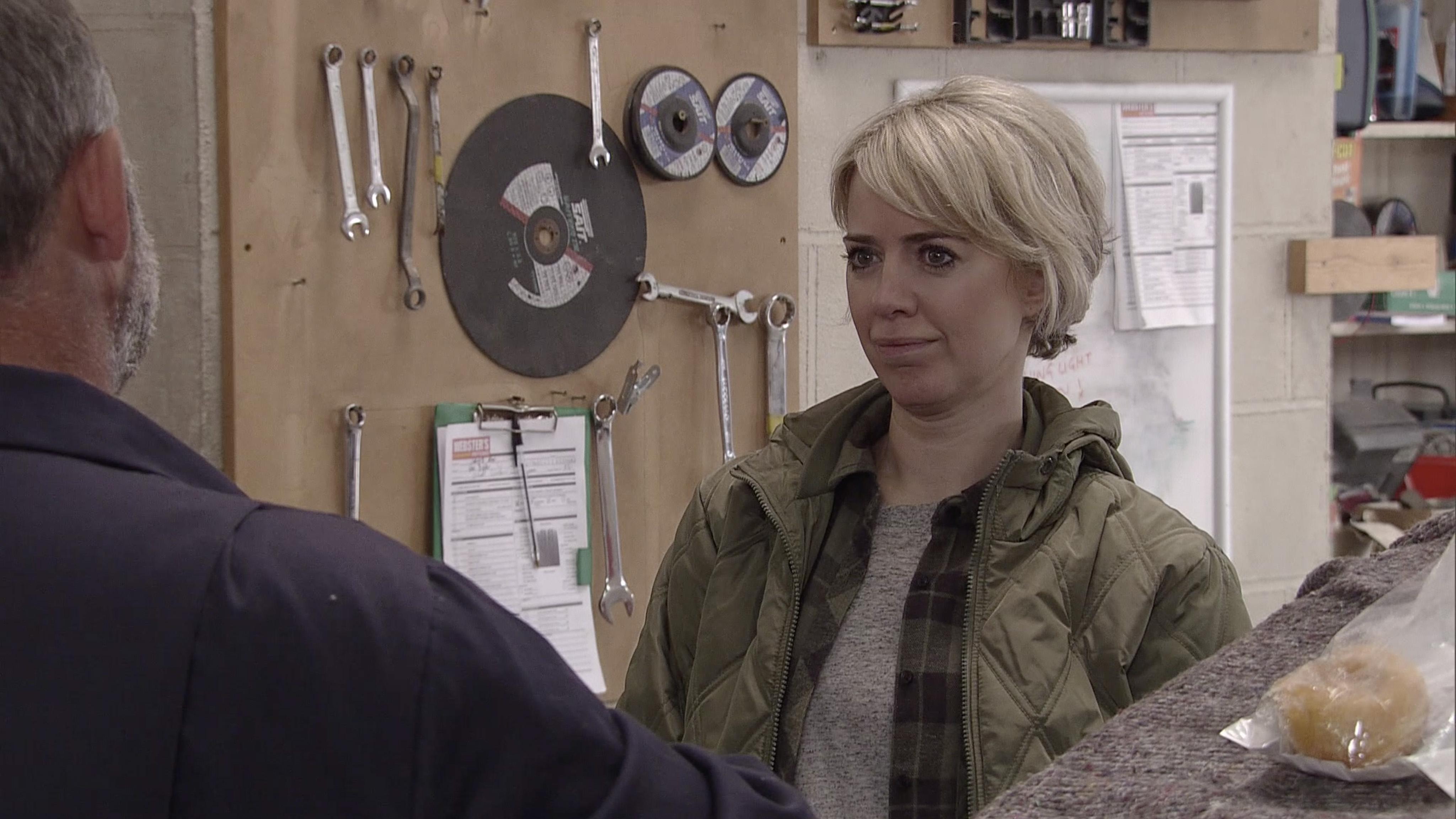Coronation Street: Kevin and Abi's hot new romance?