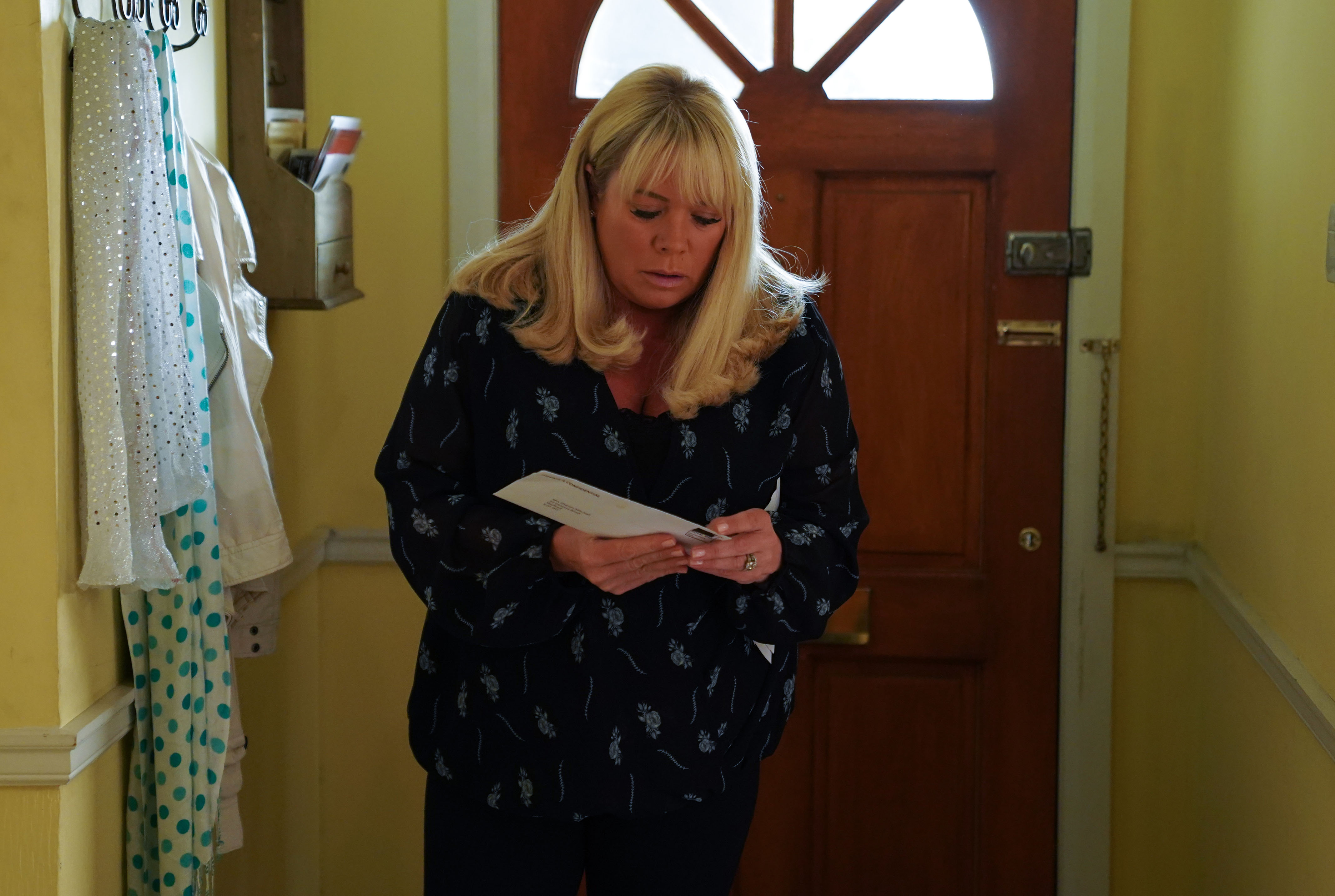 EastEnders' Sharon gets a shock when DNA test results arrive TONIGHT