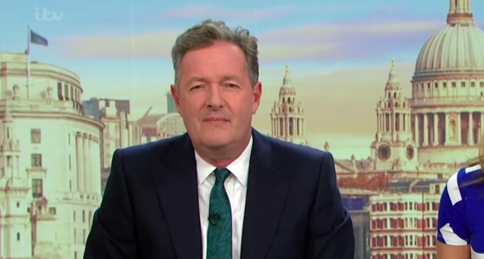 Fans baffled as Piers Morgan hangs out with ex Love Island star