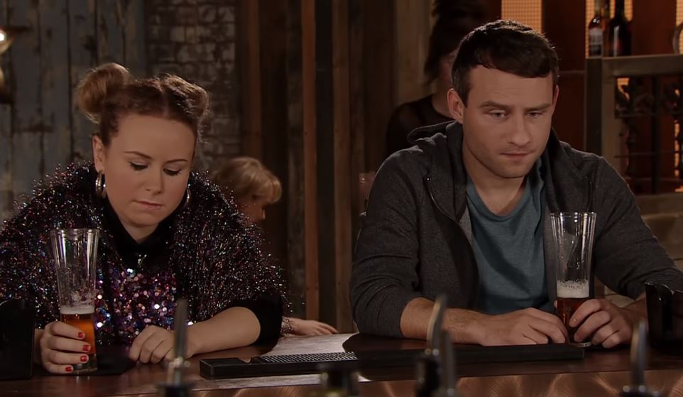 Gemma and Paul Corrie