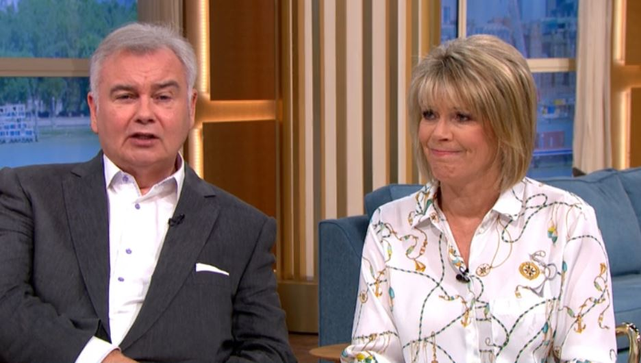 This Morning's Eamonn Holmes reveals he nearly split with wife Ruth Langsford after fiery row