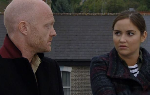 Max and Lauren EastEnders