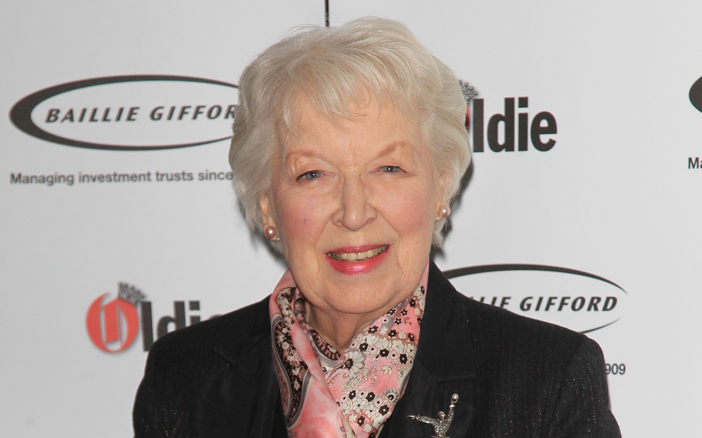 Comedy legend June Whitfield leaves millions in will