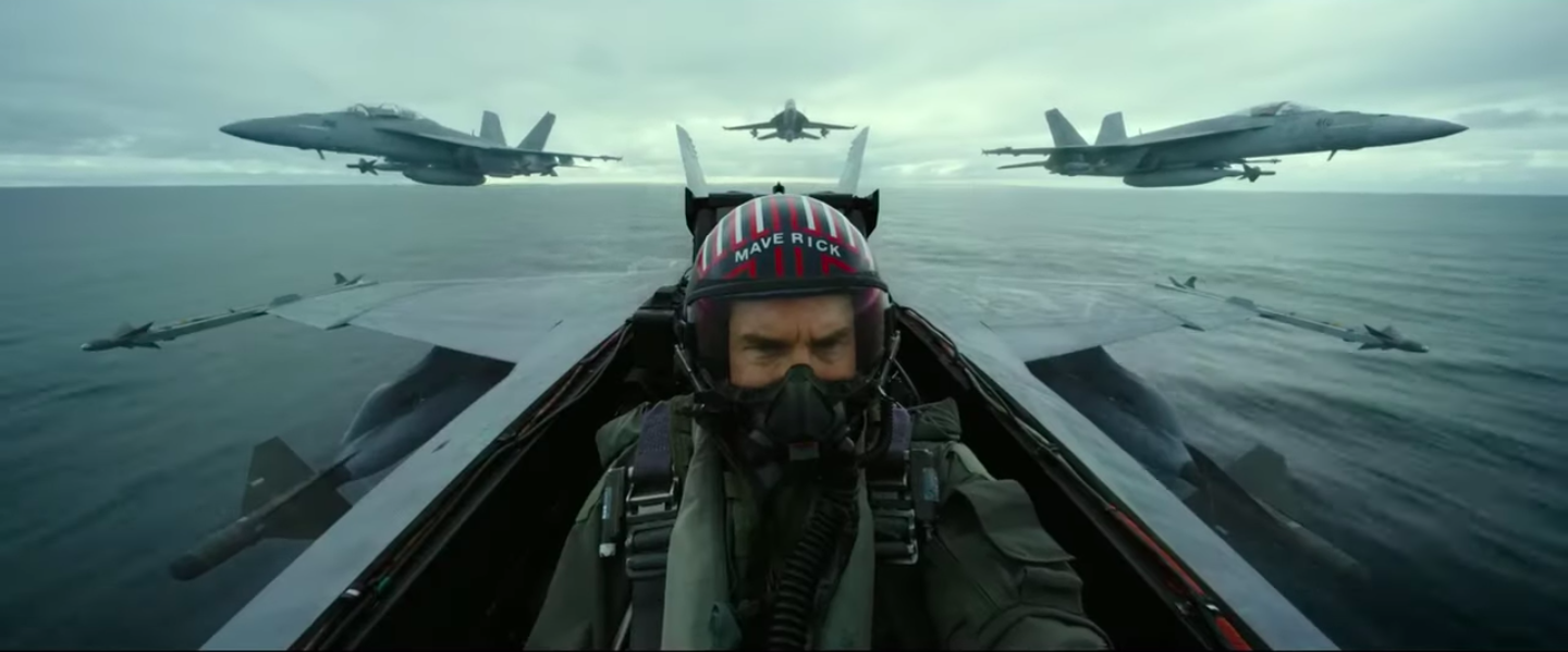 Fans react to new trailer for long-awaited Top Gun sequel