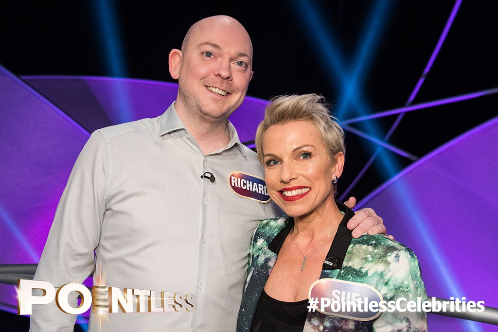 Sue Devaney appeared on Pointless