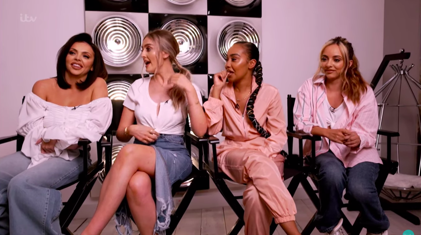 "The X Factor: Little Mix slam their look on the show... ""We looked very cheap and tacky"""