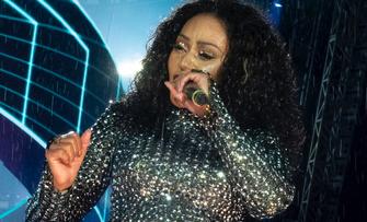 Mel B eyes up Glastonbury performance for the Spice Girls