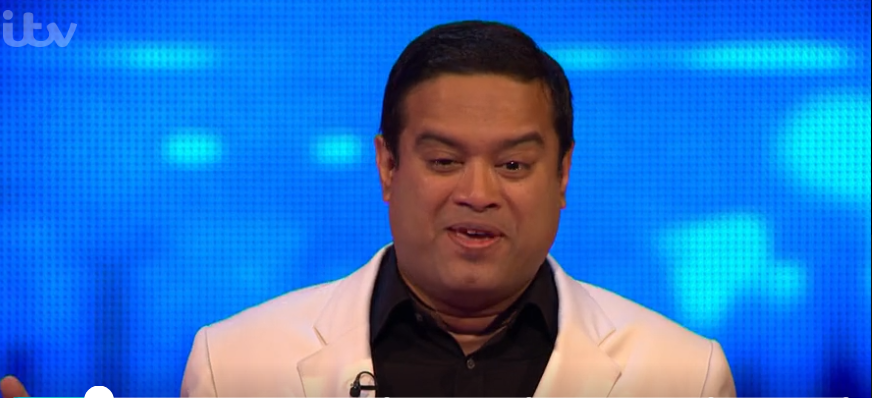 The Chase Star Paul Sinha Comes Face To Face With Lookalike