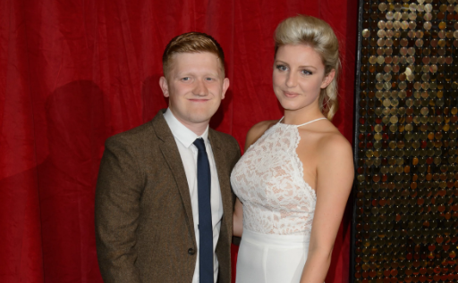 Corrie's Sam Aston nearly lost Briony Gardner after teenage break-up