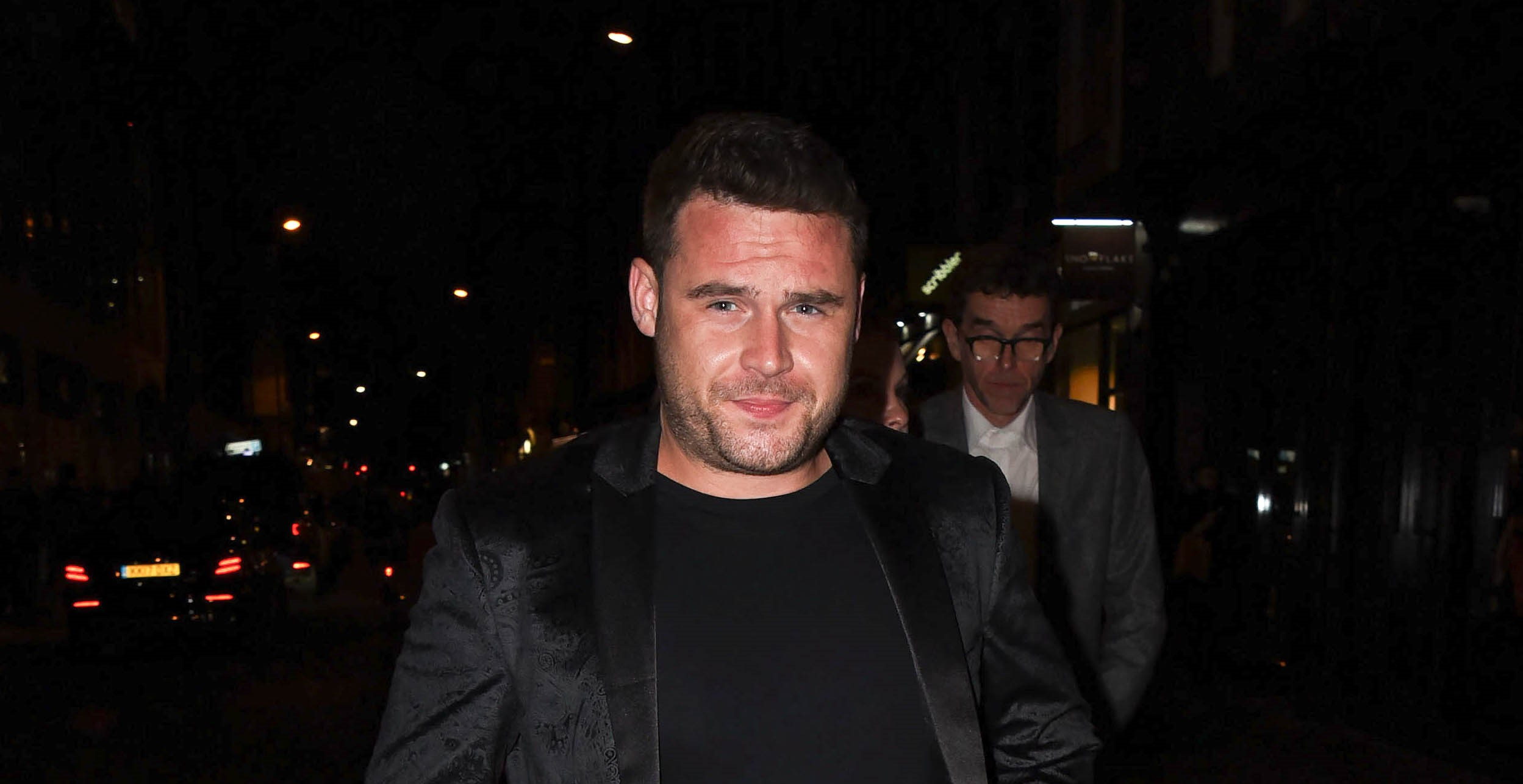 "Danny Miller pledges future to Emmerdale for ""as long as they'll have"" him"
