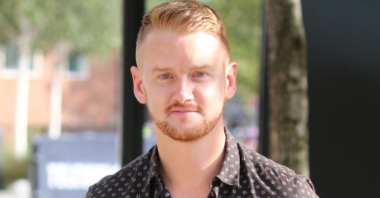 Mikey North outside ITV Studios Featuring: Mikey North Where: London, United Kingdom When: 30 Aug 2018 Credit: Rocky/WENN.com