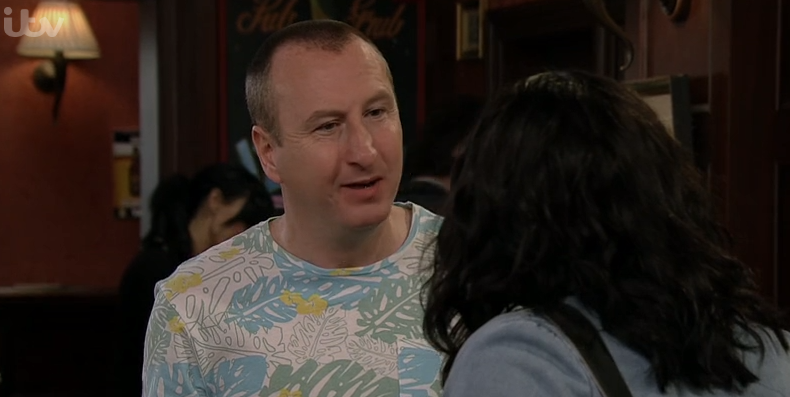 Andy Whyment reveals he's returning to Coronation Street after I'm A Celebrity stint