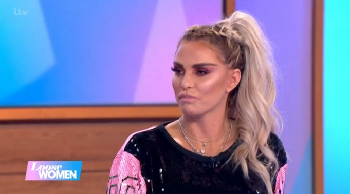 Katie Price 'is undergoing breast reduction surgery'