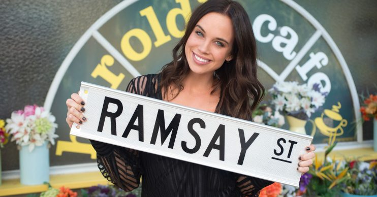 Bonnie Anderson plays Bea Nilsson in Neighbours - Generic