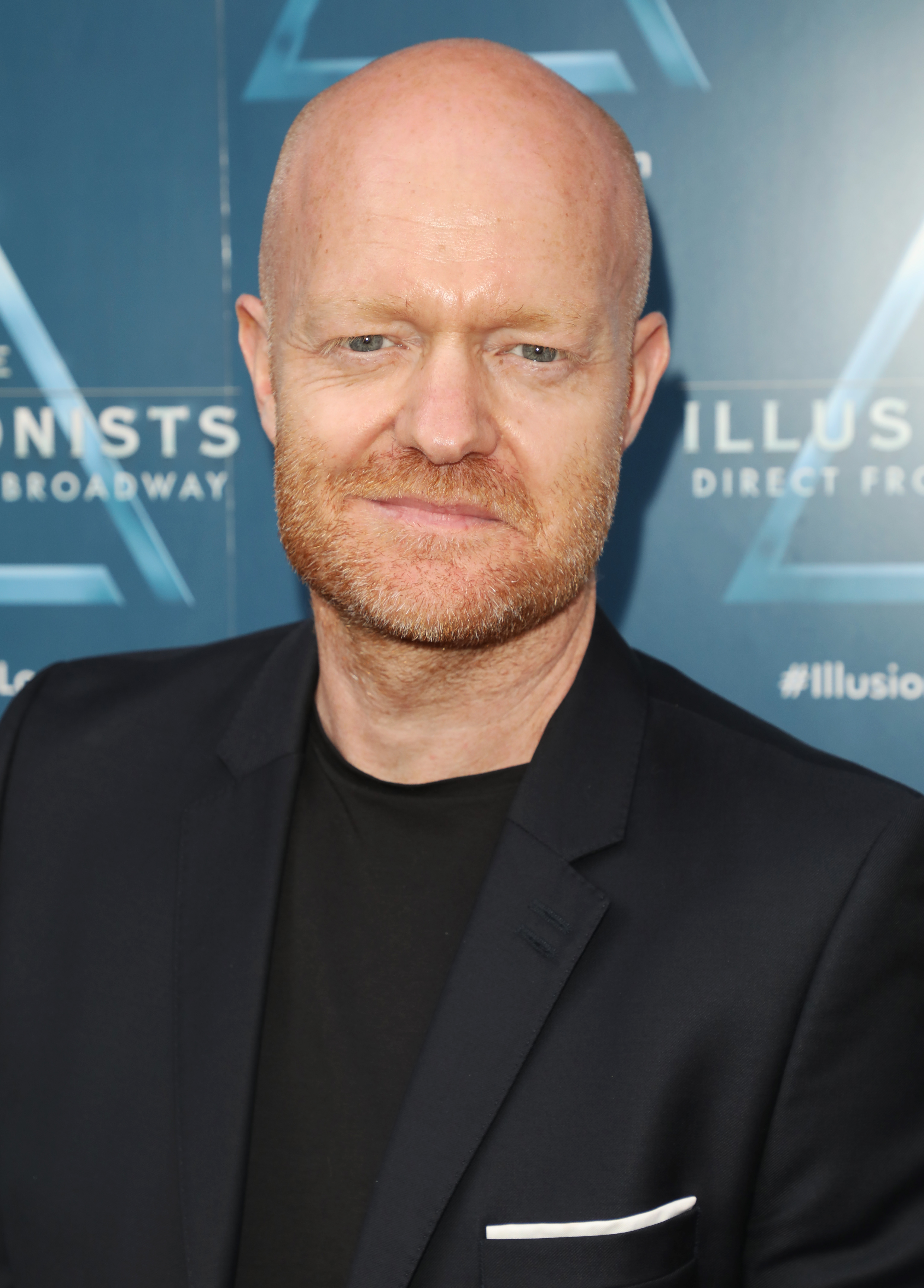 Celebrities attending the Gala Night for The Illusionists at the Shaftesbury Theatre in London Pictured: Jake Wood Ref: SPL5103215 100719 NON-EXCLUSIVE Picture by: Brett D. Cove / SplashNews.com Splash News and Pictures Los Angeles: 310-821-2666 New York: 212-619-2666 London: 0207 644 7656 Milan: 02 4399 8577 photodesk@splashnews.com World Rights
