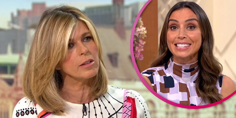 Kate Garraway suffers awkward GMB blunder as Christine Lampard 'ignores' her
