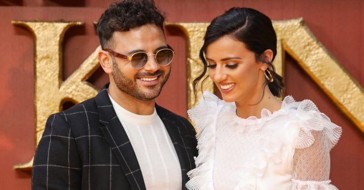 Celebrities arrive at the European Premiere of The Lion King in London. Pictured: Ryan Thomas,Lucy Mecklenburgh Ref: SPL5103911 140719 NON-EXCLUSIVE Picture by: Brett D. Cove / SplashNews.com Splash News and Pictures Los Angeles: 310-821-2666 New York: 212-619-2666 London: 0207 644 7656 Milan: 02 4399 8577 photodesk@splashnews.com World Rights