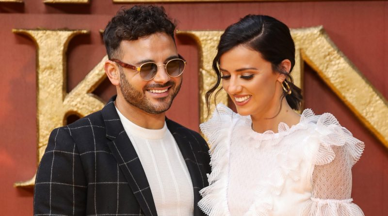 Lucy Mecklenburgh and fiancé Ryan Thomas reveal their baby's gender