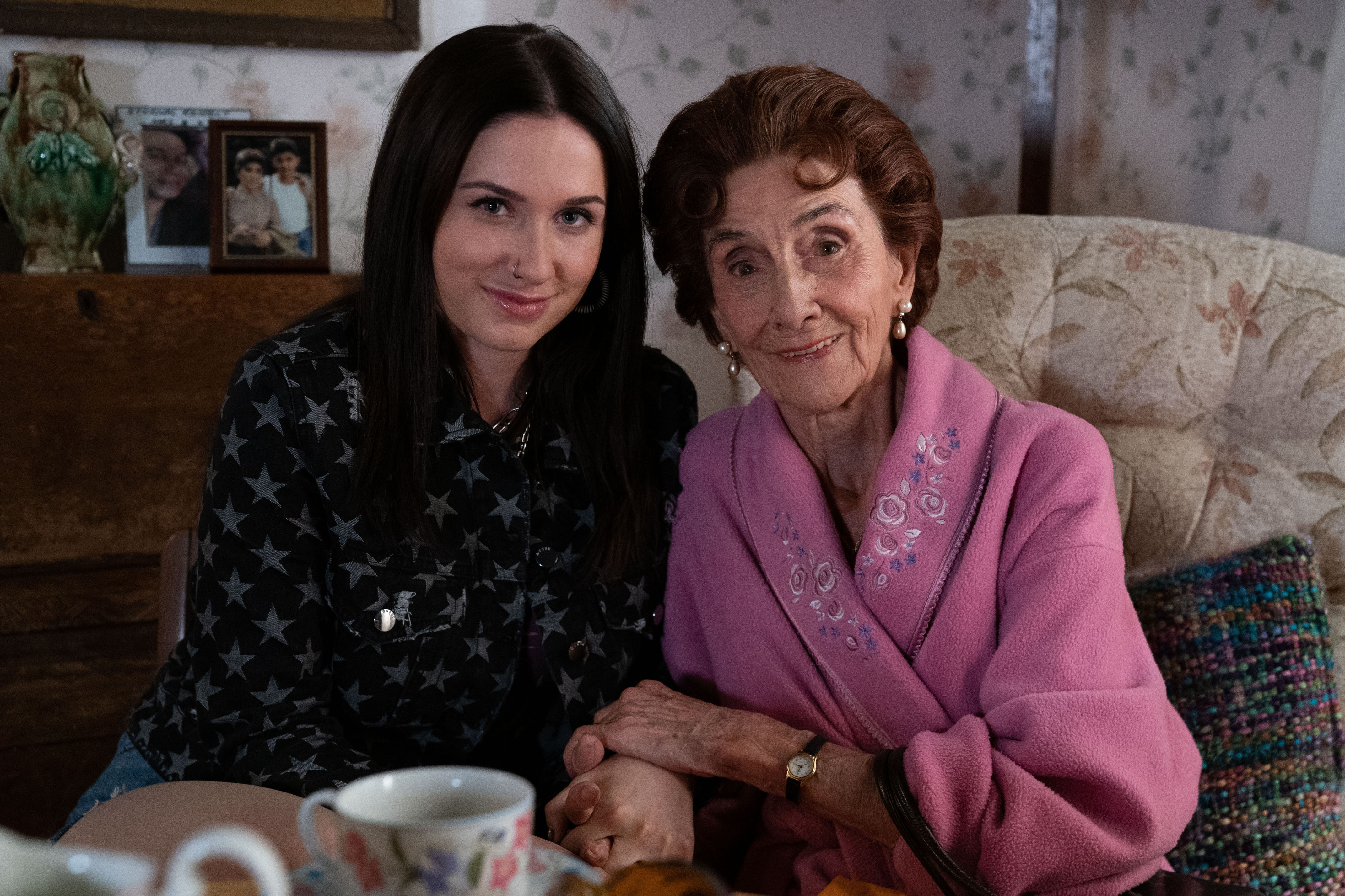 Dotty and Dot EastEnders