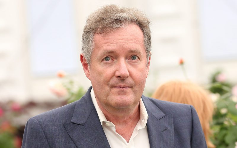 Piers Morgan pays touching tribute to manager John Ferriter, who has died aged 59