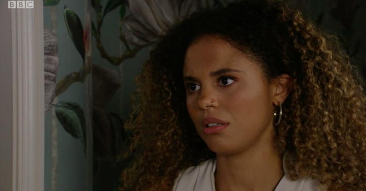 EastEnders fans horrified as Gray locks Chantelle in the house to beat her
