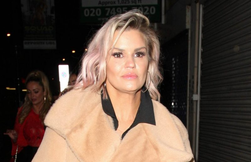 """Kerry Katona admits death of ex-husband George Kay """"almost a relief"""""""