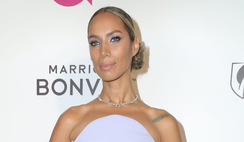 X Factor winner Leona Lewis ties the knot with partner Dennis Jauch in Italy