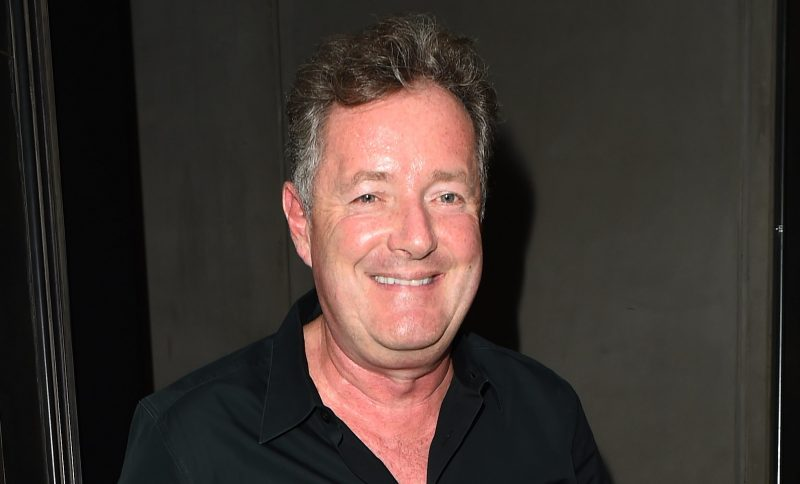 Piers Morgan reveals results of his LA workouts