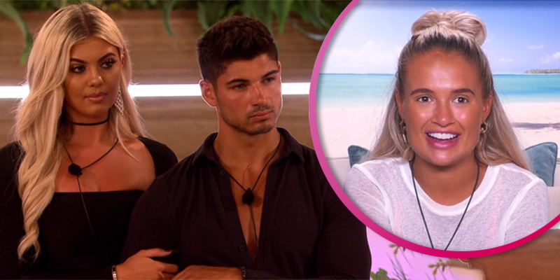 Love Island's Belle says 'two-faced' Molly-Mae 'tactically' voted her and Anton out