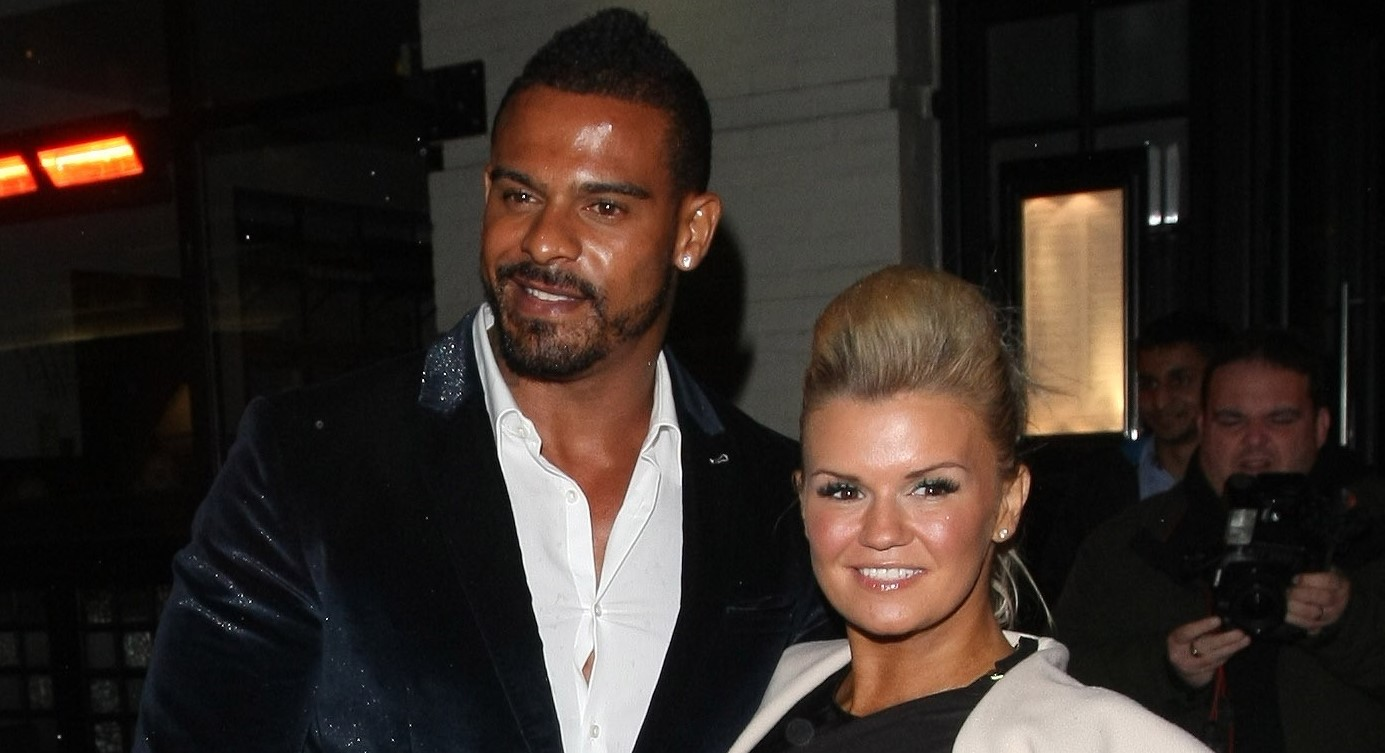 Kerry Katona says late ex George Kay once 'hid in a wardrobe' after being kicked out