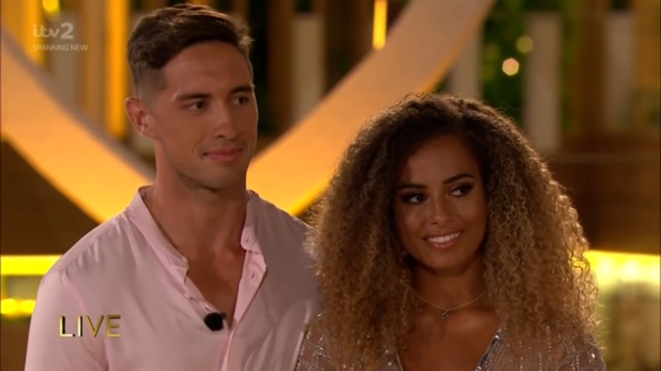 Love Island fans' mixed reaction over Amber and Greg win as Tommy and Molly-Mae were 'favourites'