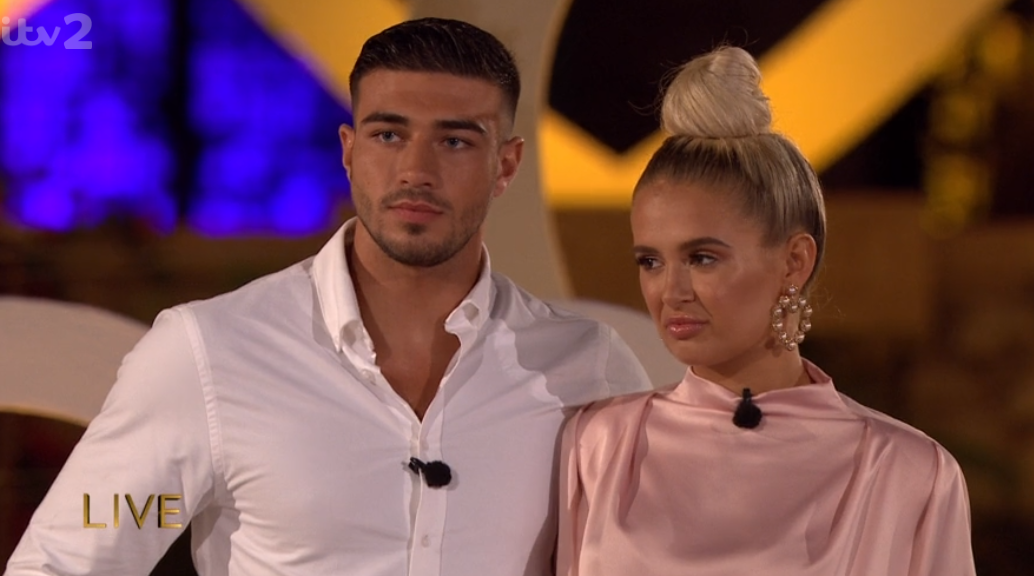 Love Island fans convinced Tommy and Molly-Mae have already split