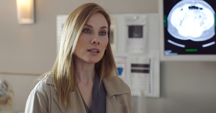 Programme Name: Holby City - TX: n/a - Episode: n/a (No. 32) - Picture Shows: Jac Naylor (ROSIE MARCEL) - (C) BBC - Photographer: Screengrab